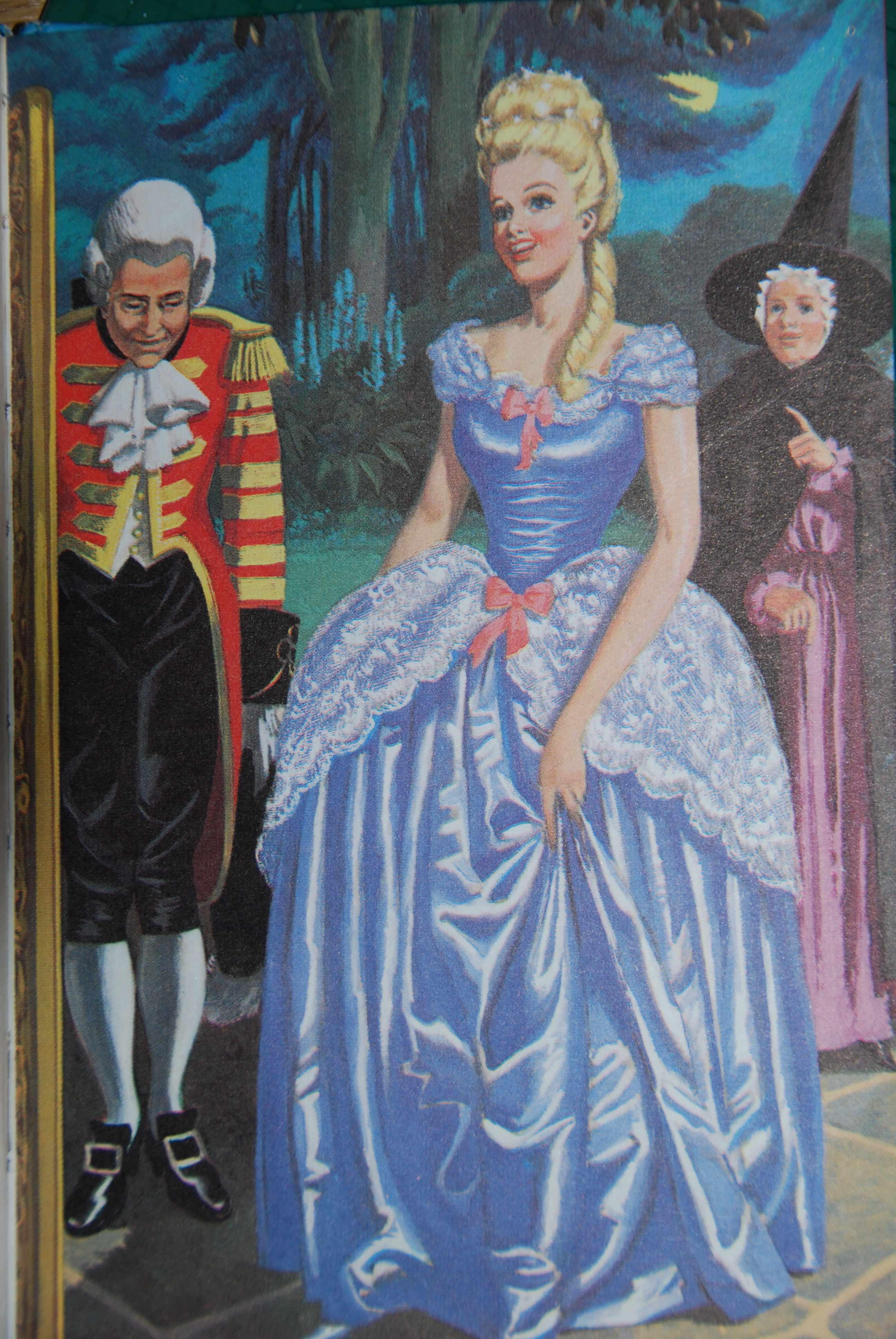 cinderella from the classic ladybird book girls heart books