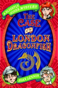 The Case of the London Dragonfish cover