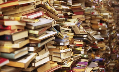 Image result for too many books