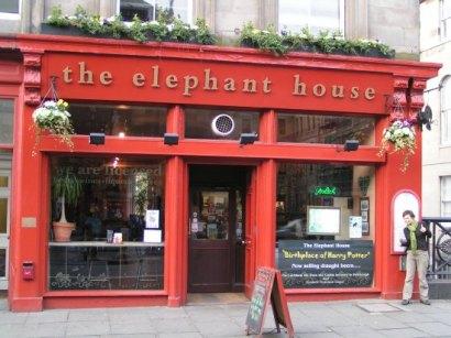 Afbeeldingsresultaat voor edinburgh elephant cafe