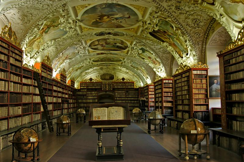 Library of Unwritten Books
