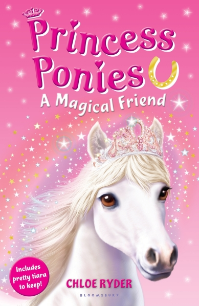 Princess Ponies - A Magical Friend