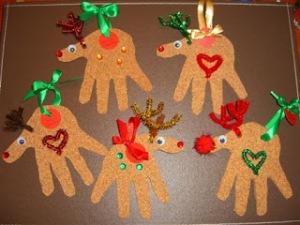 handy reindeers!