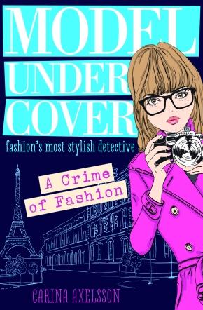 Model Under Cover – A Crime ofFashion!
