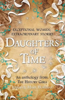 Daughters of Time cover