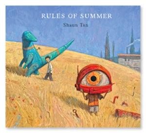 Shaun Tan's Latest Book