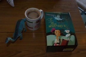 Hot Chocolate Day – and A Most Improper Boxed Set!