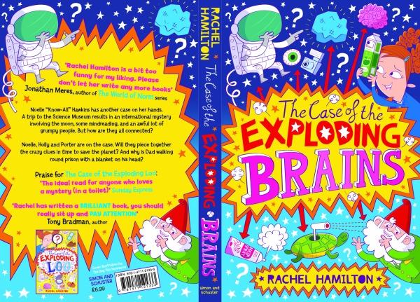 Exploding Brains Full Cover
