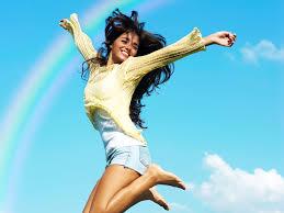 girl joy