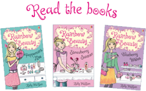 Win Rainbow Beauty iBooks!
