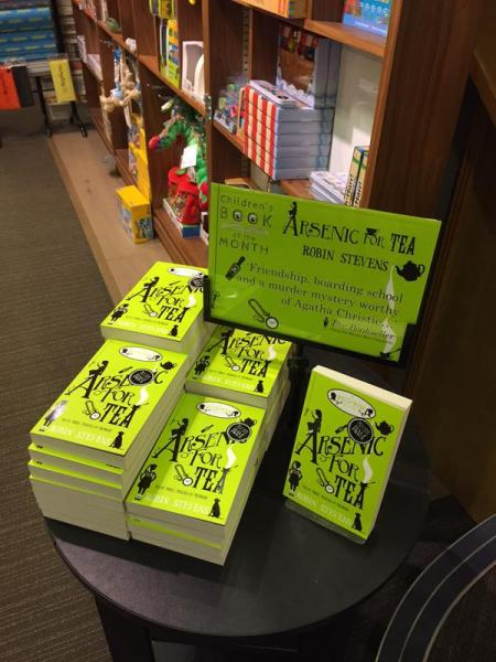 Waterstones St Albans - photo by Natasha Ngan