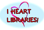 I HEART LIBRARIES library card drive logo(1)