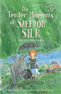 Tender Moments of Saffron Silk cover pic