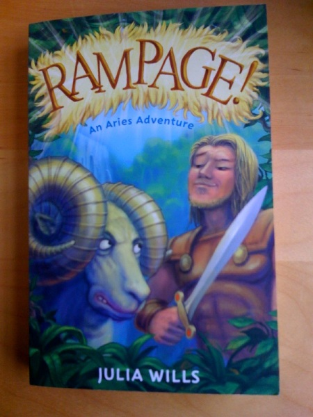 COVER OF RAMPAGE!