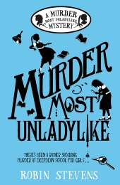 Murder Most Unladylike cover new