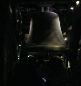 Utrecht - Dom Tower - vast murky bell-small -cropped