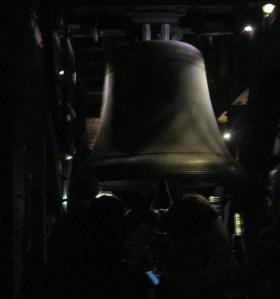 Utrecht - Dom Tower - vast murky bell-small -cropped