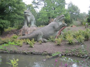 Victorian Dinosaurs!
