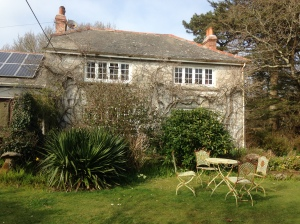 The Writing Retreat, near Lamorna Cove in Cornwall