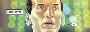 Step-by-step: Making a Doctor Who comic