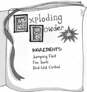 Image 1 Exploding Powder