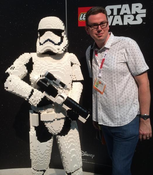 LEGO-me