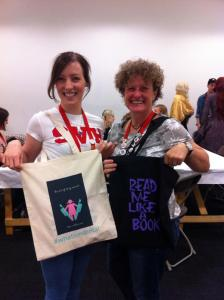 YALC Green Room Tote Bags