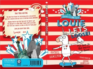 LOUIE LATEST COVER