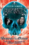 Vampirates Demons Of The Ocean Book Cover NEW