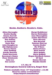 Looky-looky - shed-loads of authors!!
