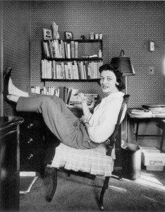 Writer, Anne Sexton