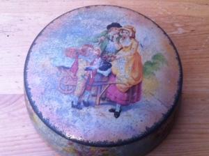 Grannie's tin