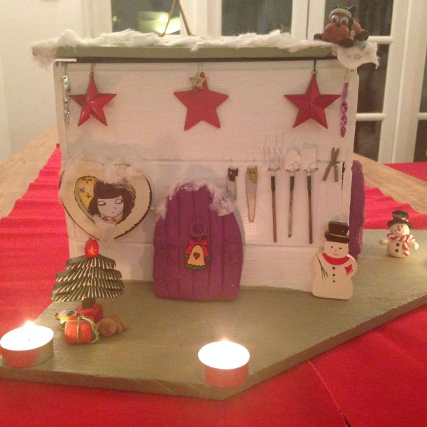 Nixie Christmas House 3