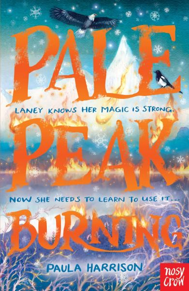 Pale Peak Burning front