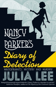 Nancy Parker's Diary of Detection, Julia Lee, Oxford University Press