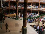 The new Shakespeare's Globe
