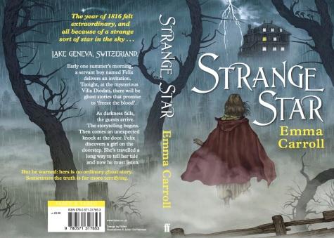 Strange Star_Cvr-2