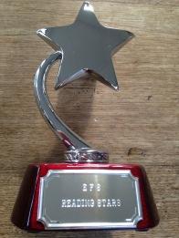 EFS Reading Stars Trophy