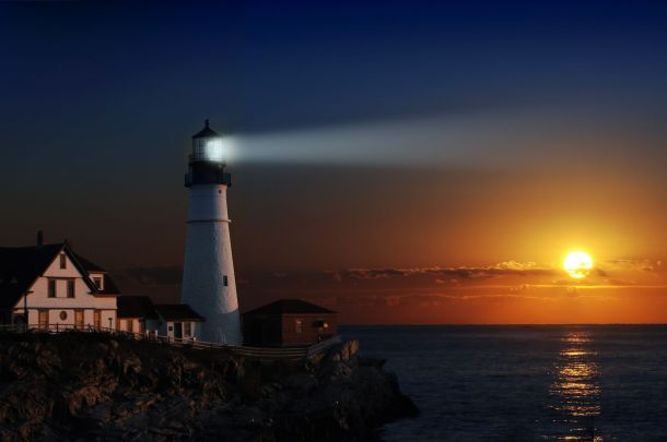 Portland-light-house