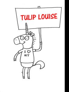 tulip louise