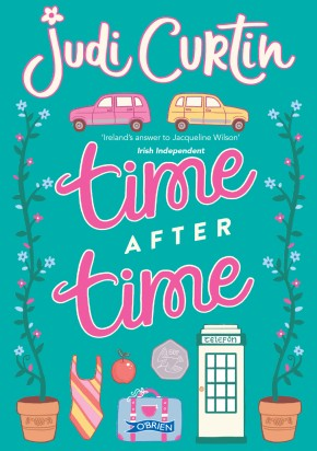 Time After Time by Judi Curtin