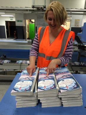 A Trip to the Printers! – LucyStrange