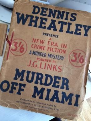 Murder Off Miami by RuthFitzgerald