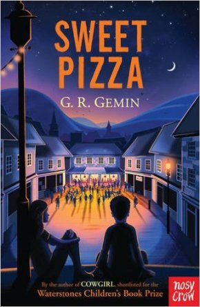 Sweet Pizza Memories by Ruth Fitzgerald