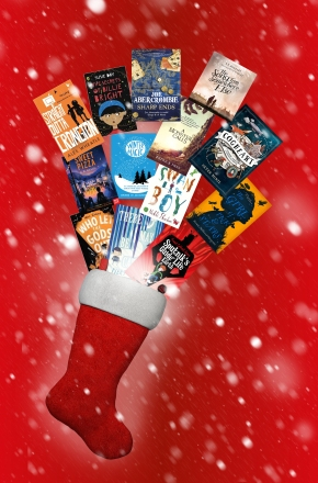 What Books Do Authors Want in their Stockings? by Rachel Hamilton