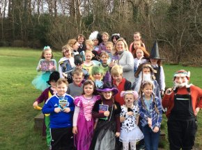 World Book Day … Potion Pandemonium