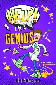 Help I'm a Genius by Jo Franklin